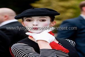 Mimes for Christmas Parties