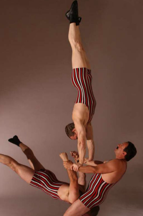 Victorian Acrobatic Acts